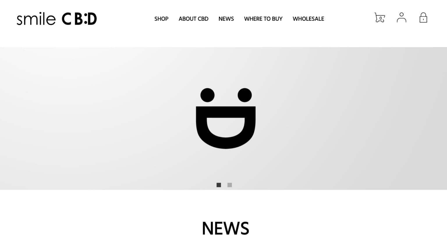 smile CBD の顔